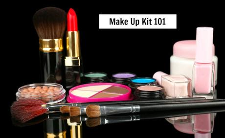 What Should Be In Your Make-Up Kit?