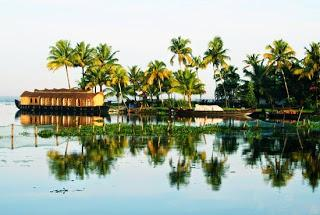 most active and vibrant Kumarakom backwater hot spot
