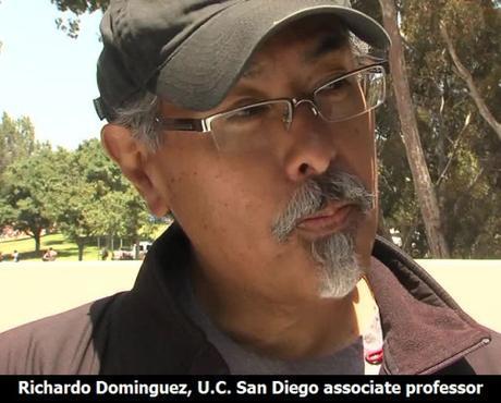 Ricardo Dominguez U.C. San Diego
