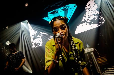 ALO WALA performs in the SonarDome by RBMA at Sonar Copenhagen in Copenhagen, Denmark on March 13th, 2015