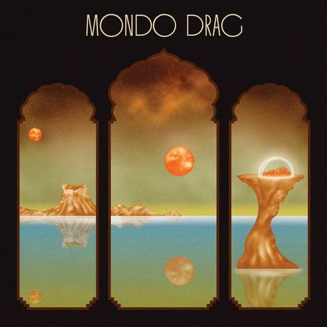 Mondo Drag & Holy Serpent albums out today on RidingEasy Records