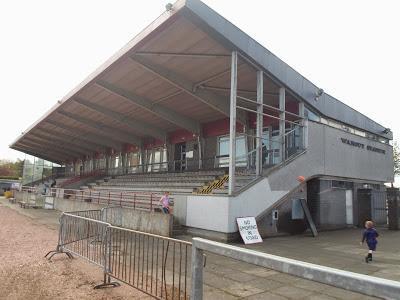 My Matchday - 462 Warout Stadium