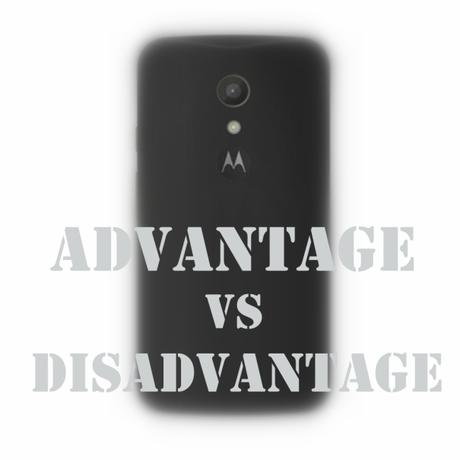 Advantages and Disadvantages of Moto G 2nd Generation