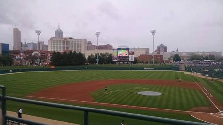 Victory Field in Indianapolis