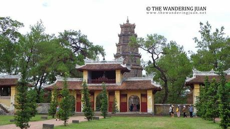 The Royal Tombs of Hue