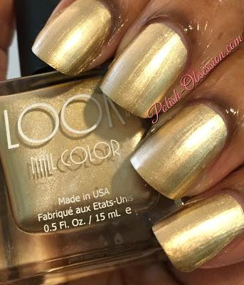 Look Nail Color
