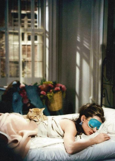 @Catherine Walker @Anna RM @Naz Deyhim I want a photo like this and instead of the cat, I want it to be with Vida.  I wish I looked like this when I sleep.