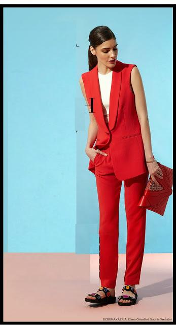Style Alert | Red Colour Outfits (Spring/Summer2015 Trend)