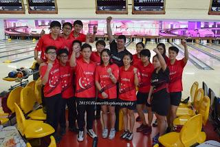 Go Jazreel and Team Singapore for the 28th SEA Games Singapore 2015!