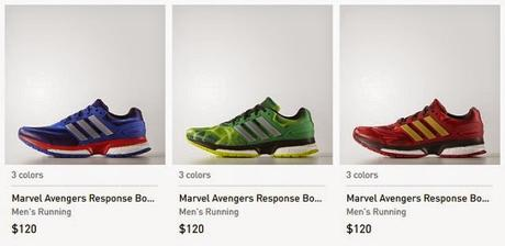 adidas teams up with Marvel's Avengers