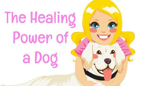 Dogs Are Scientifically Proven to Aide In Healing