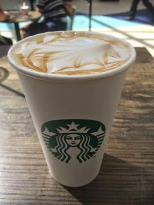 Today's Review: Starbucks Maple Macchiato