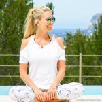 Fitness On Toast Faya Blog Girl Healthy Training Yoga Chakra Daisy Jewellery Routine Sun Holiday Travel Luxury Ibiza Villa Destination Spain Balearic Bootcamp-5