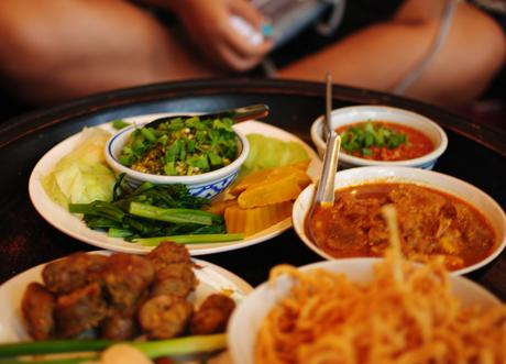 Khantoke Dinner, Top 50 Foods of Asia, Asian Food Guide