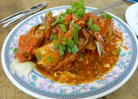Red Chilli Crab, Top 50 Foods of Asia, Asian Food Guide