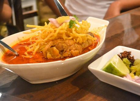 Khao Soi Curry, Top 50 Foods of Asia, Asian Food Guide