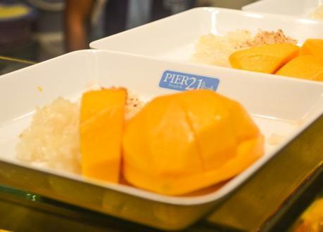 Mango Sticky Rice, Top 50 Foods of Asia, Asian Food Guide