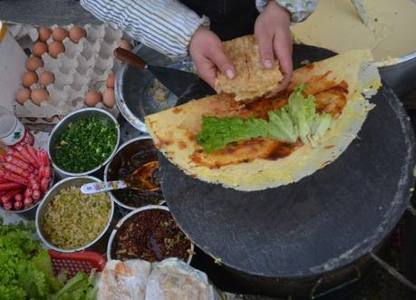 Chinese Crepe, Top 50 Foods of Asia, Asian Food Guide
