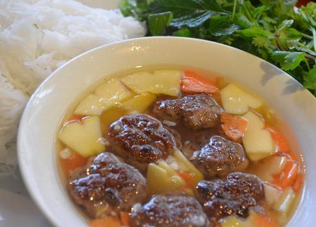 Bun Cha Hanoi, Top 50 Foods of Asia, Asian Food Guide