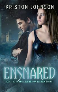 Ensnared by Kriston Johnson: Cover Reveal