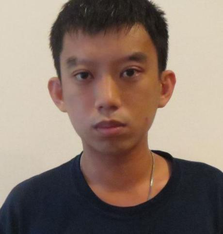 An East Asian person from Singapore.