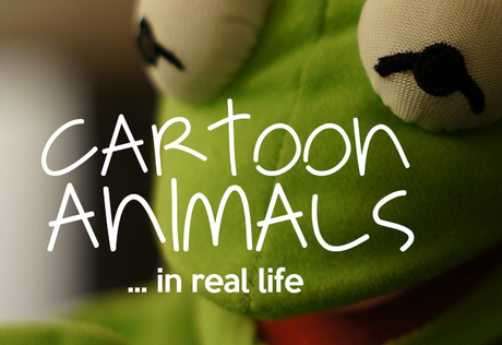 Cartoon Animals in Real Life