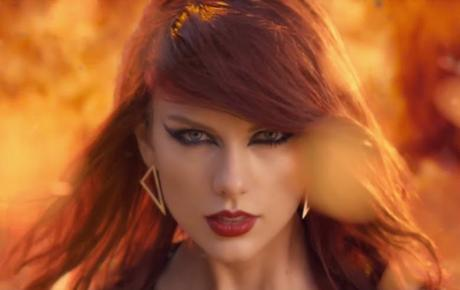 Taylor Swift's Bad Blood - Moments of Glorious Makeup