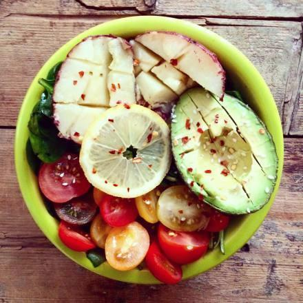 Friendly Fig - Avo Bowl