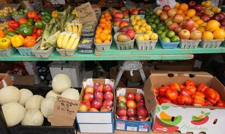 Fresh Produce at the Farmer's Market | Francois et Moi