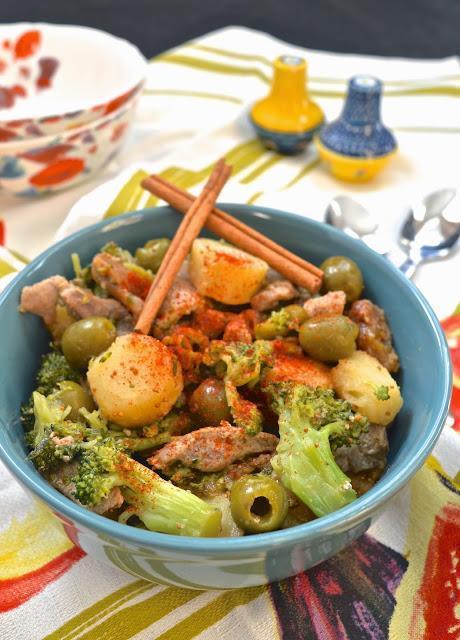 Moroccan Pork Stir Fry (Paleo, AIP, GAPS, Gluten Free)