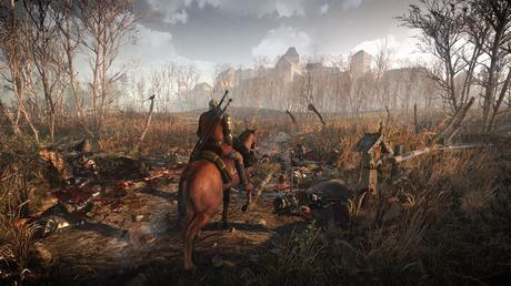 The Witcher 3's day one patch is 482MB on PS4, 588MB on Xbox One