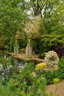 RHS Chelsea Flower Show 2015 - the damp one
