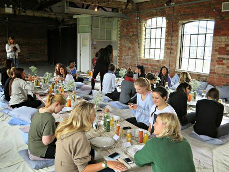 Yoga and Brunch with NaturalCycles