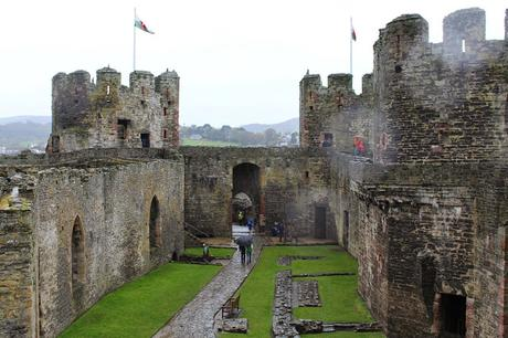 On the Road: Conwy Castle