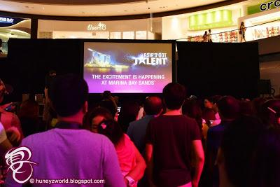 A Recap When Asia's Got Talent Was Brought To Singapore For Meet & Greet