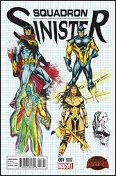 Squadron Sinister #1 Cover - Pacheco Design Variant