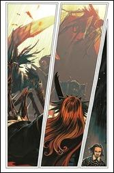 1602 Witch Hunter Angela #1 Preview 2