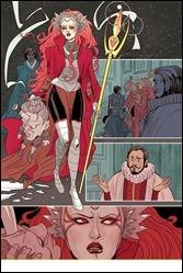 1602 Witch Hunter Angela #1 Preview 5