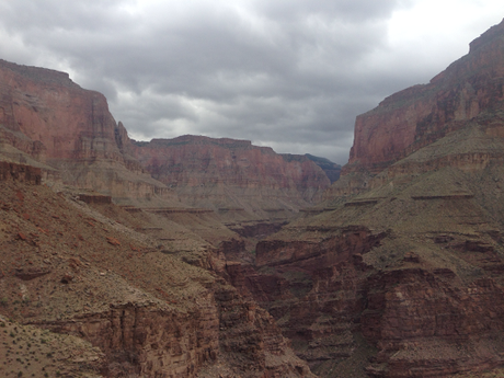 Day 54: Grand Canyon: Tapeats Cr, Thunder R, Deer Cr, Colorado R