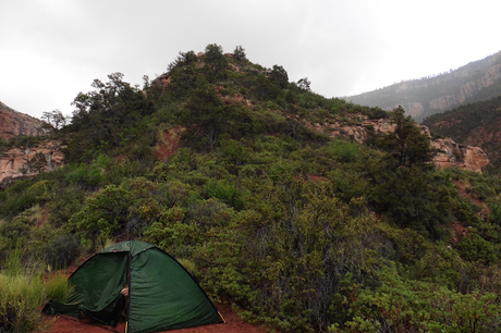 Day 53: Grand Canyon: Saddle Canyon & Tapeats Creek
