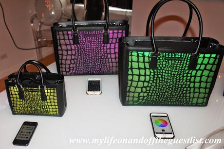 VanDerWaals: Fashion, Function and Technology - All in One Handbag
