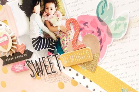 Maggie Holmes Design Team : Sweet Memories