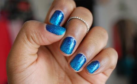 Mani Time: It's A Nail! Review