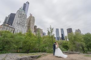 Cop Cot Hollie Craig Central Park Wedding rocks b