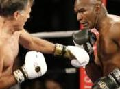 Mitt Romney Fights Heavyweight Boxing Champ Evander Holyfield