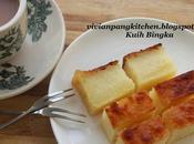 Baked Cassava /Kuih Bingka (烤木薯糕