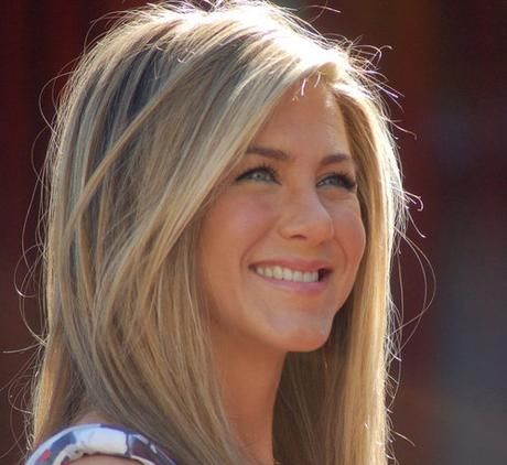 Jennifer Aniston Hair Care
