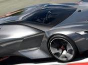 Peugeot's Vision Concept Thing Beauty