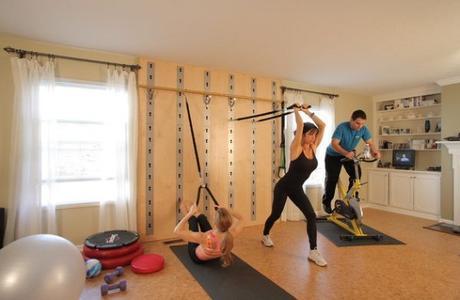 Create A Home Gym On A Budget