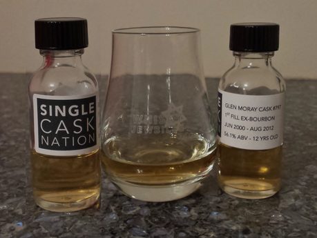 Whisky Review – Single Cask Nation Glen Moray Cask #797